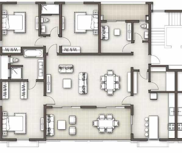 Apartment Floréal  -  ref 5793270 (picture 3)