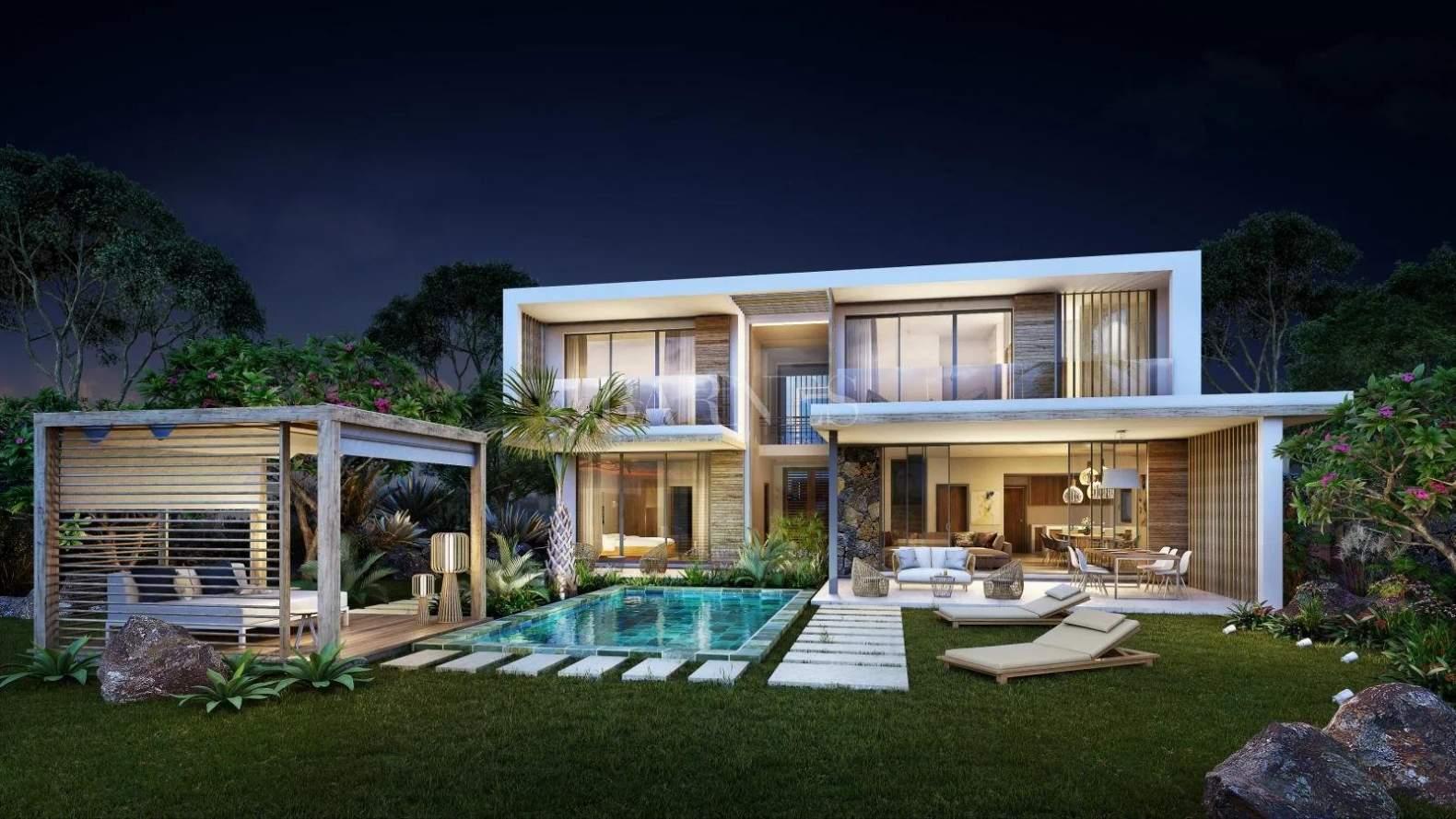 Tamarin  - Villa 4 Bedrooms - picture 1