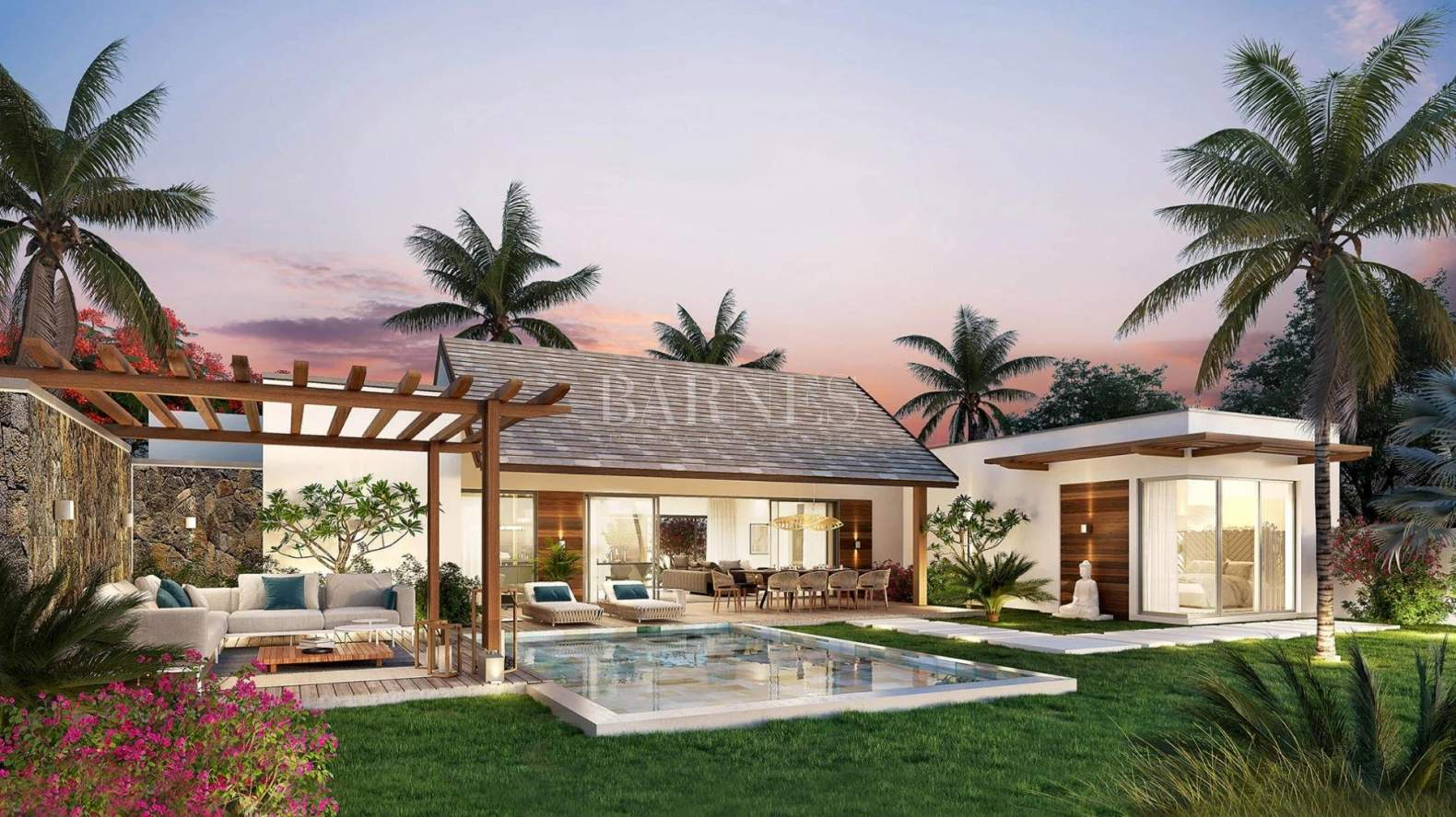Grand Baie  - Villa 3 Bedrooms - picture 1