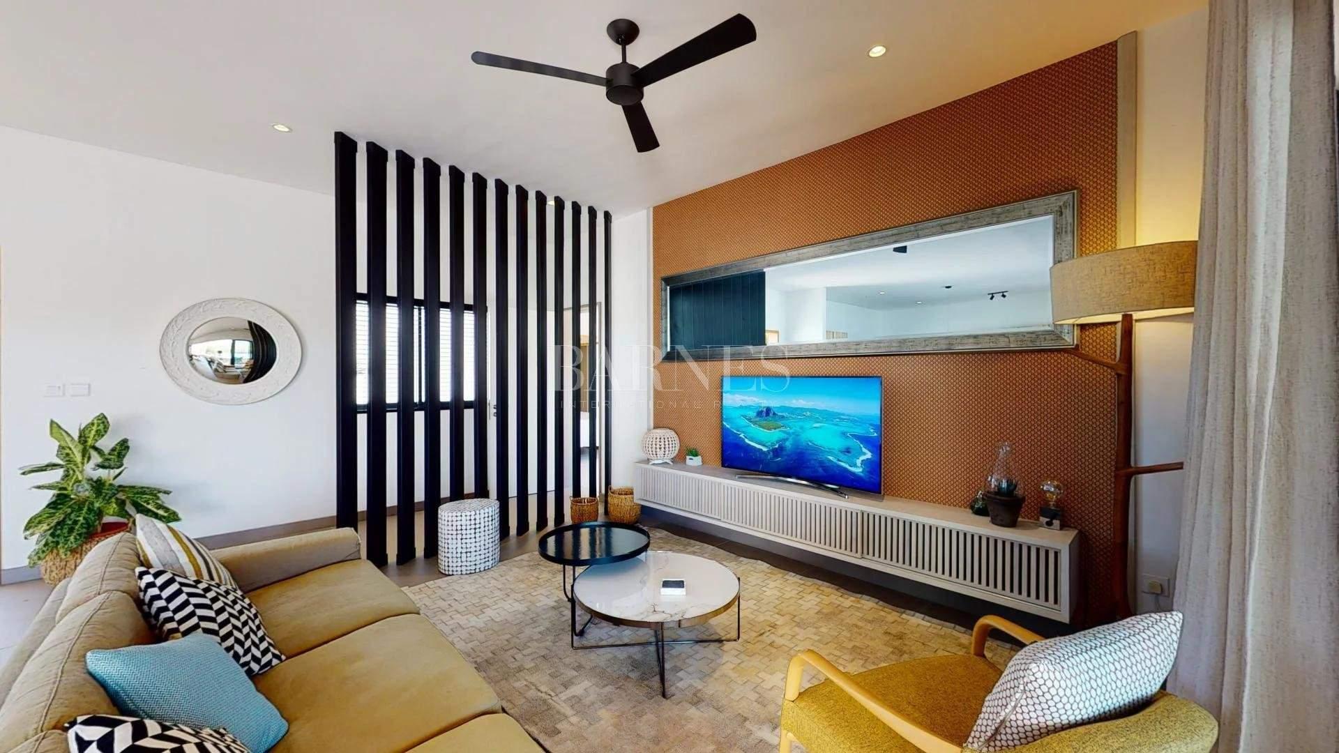 Rivière Noire  - Penthouse 4 Pièces 3 Chambres - picture 7