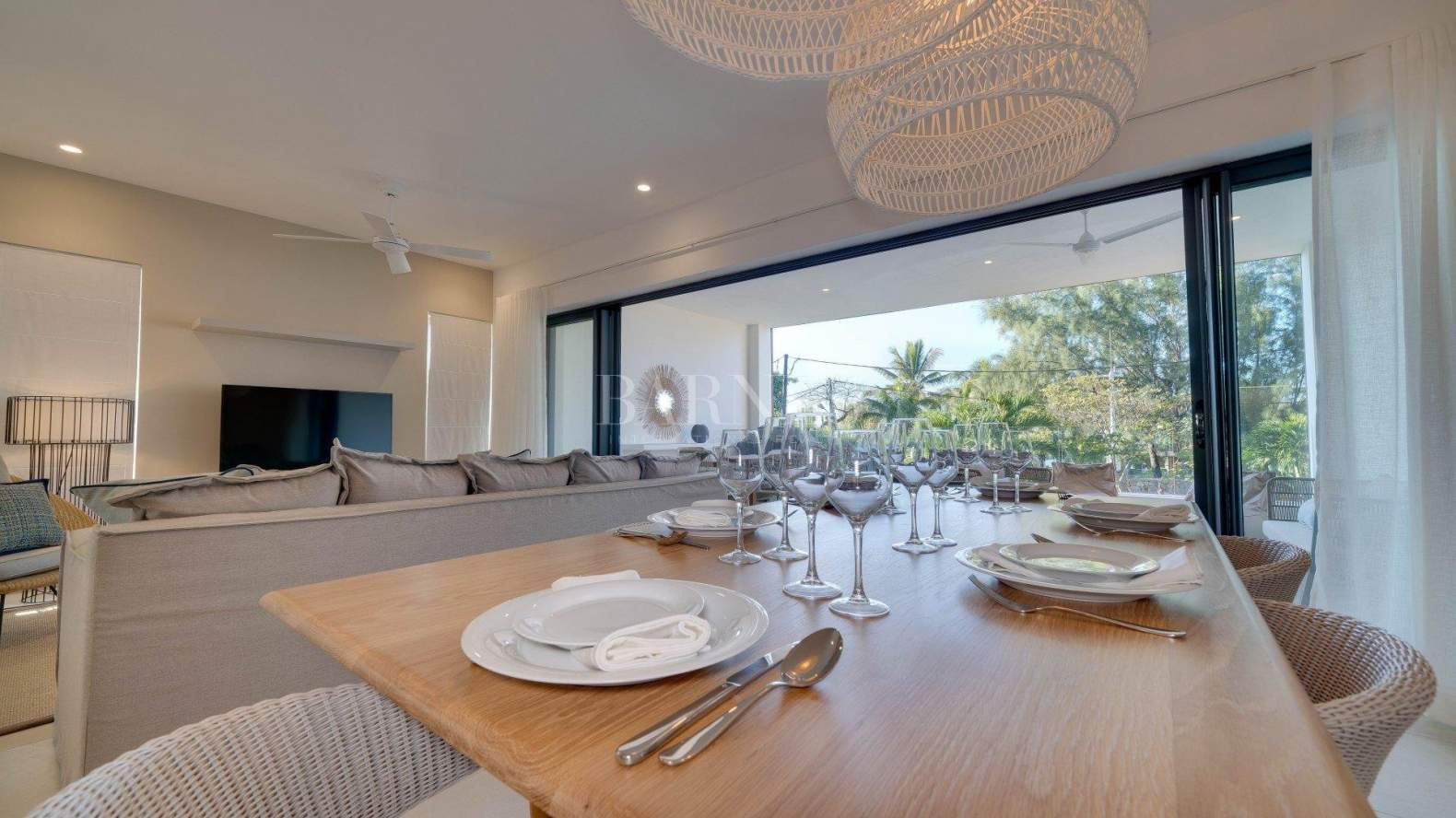 Grand Baie  - Apartment 3 Bedrooms - picture 4