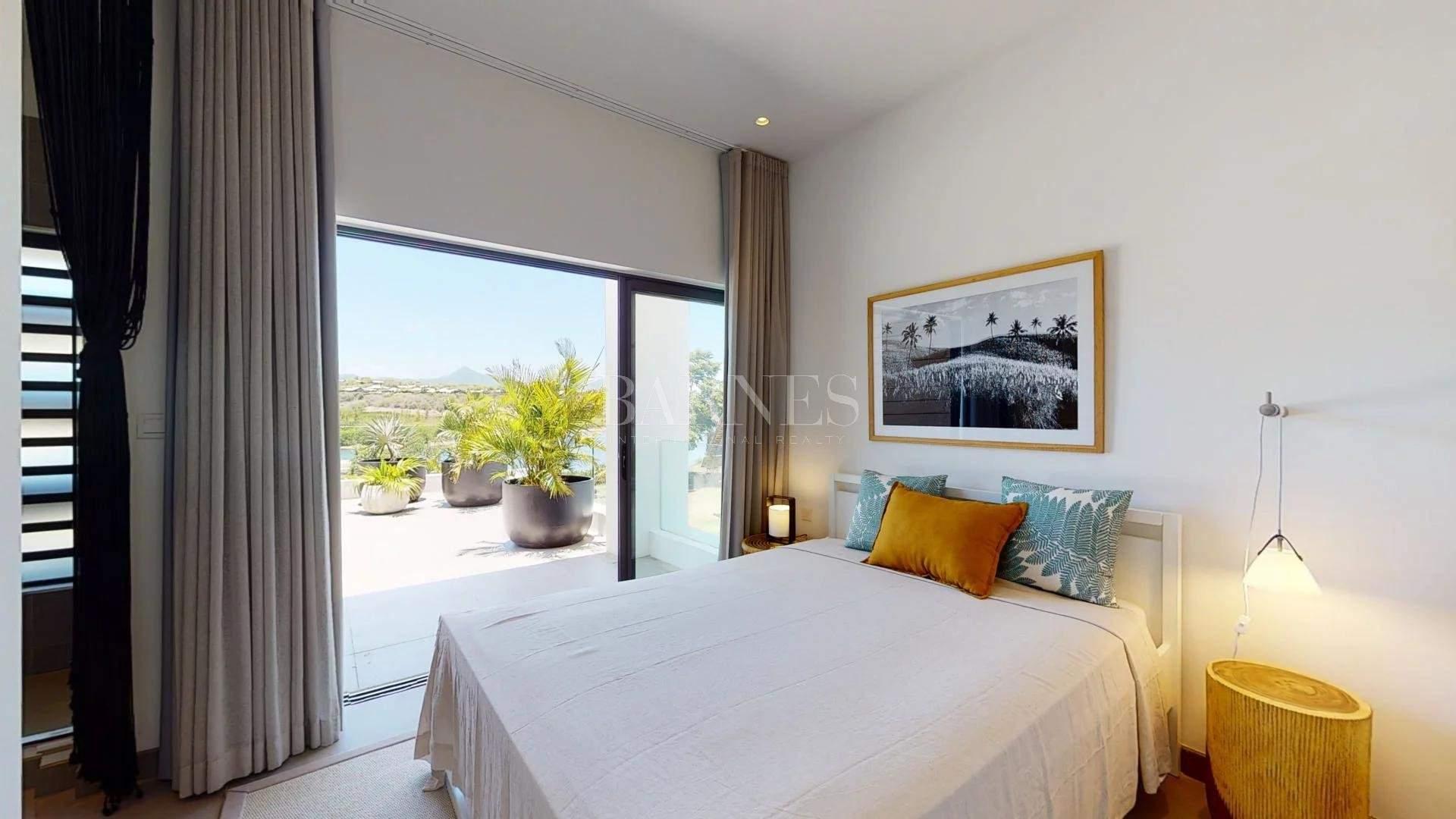 Rivière Noire  - Penthouse 4 Pièces 3 Chambres - picture 17