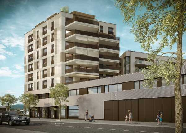 Appartement Chêne-Bourg  -  ref PG4_803-801 (picture 1)