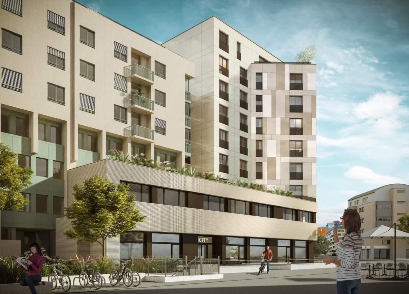 Chêne-Bourg  - Appartement 4 Pièces 2 Chambres - picture 4