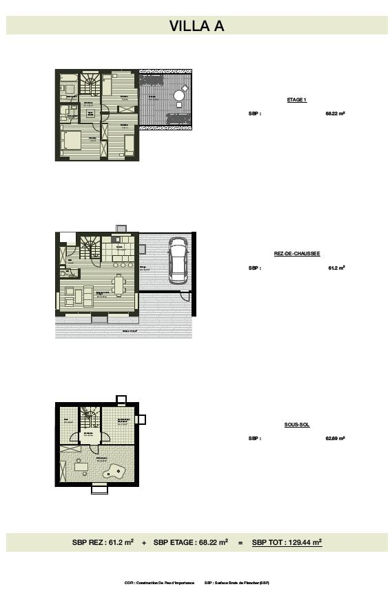 Plan-les-Ouates  - House 3 Bedrooms - picture 8