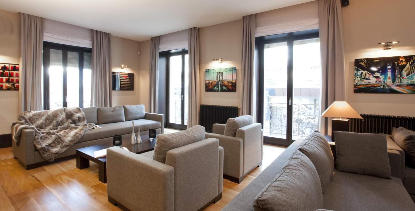 Genève  - Appartement 7 Pièces 3 Chambres - picture 3