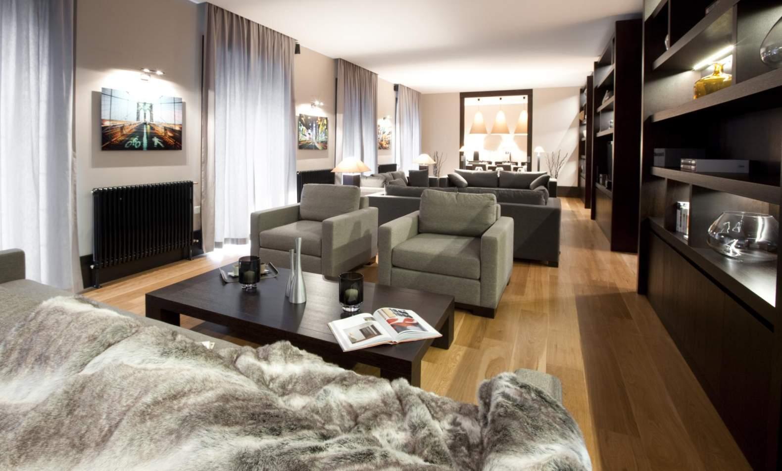 Genève  - Appartement 7 Pièces 3 Chambres - picture 4