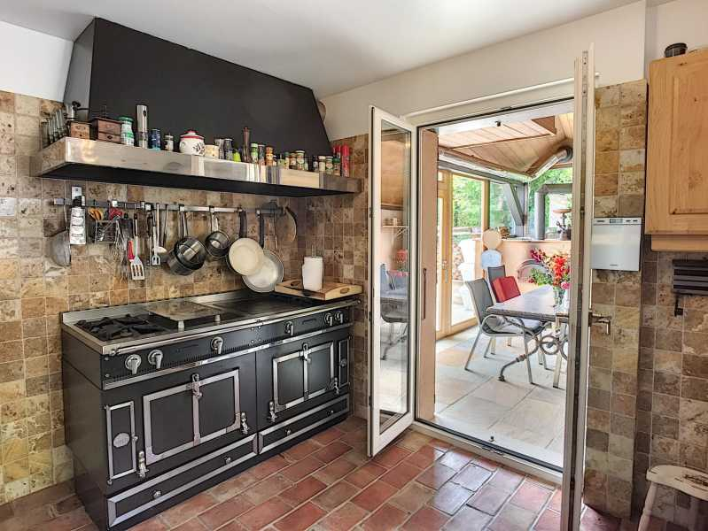 Bougy-Villars  - Maison 7.5 Pièces 4 Chambres