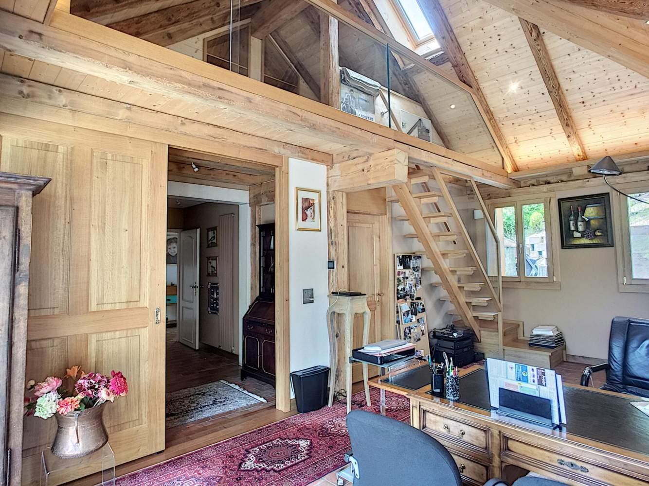 Bougy-Villars  - Maison 7.5 Pièces 4 Chambres - picture 13
