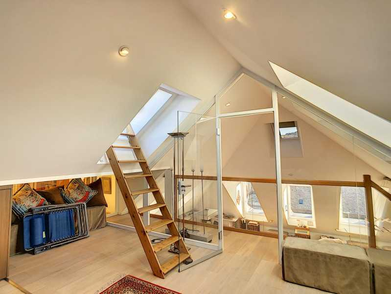 Vevey  - Attic 3 Bedrooms