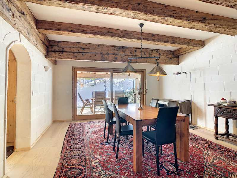 Champéry  - House 7 Bedrooms