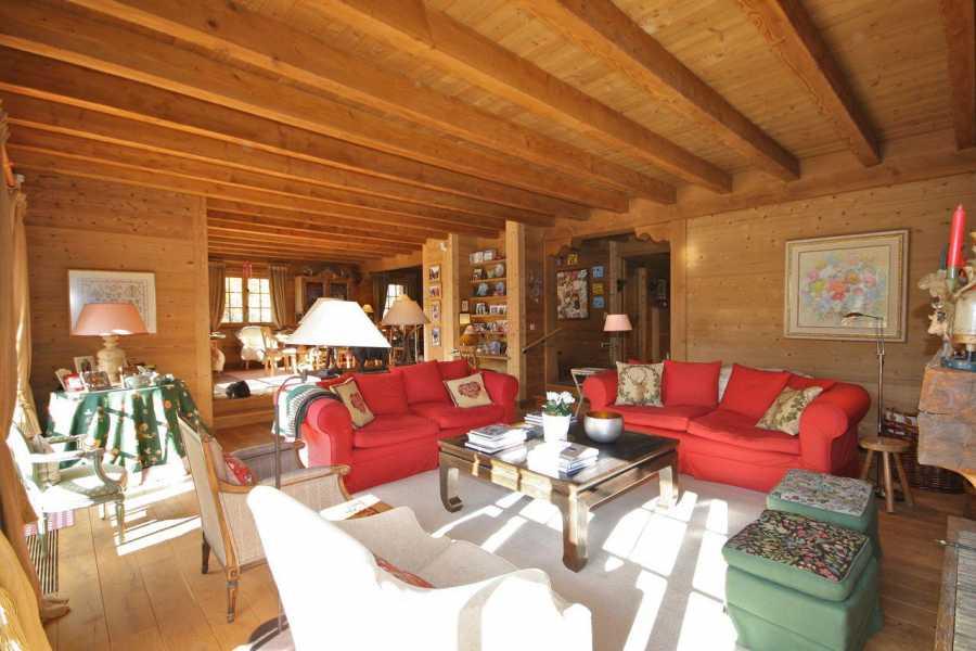 Villars-sur-Ollon  - Chalet 7 Bedrooms