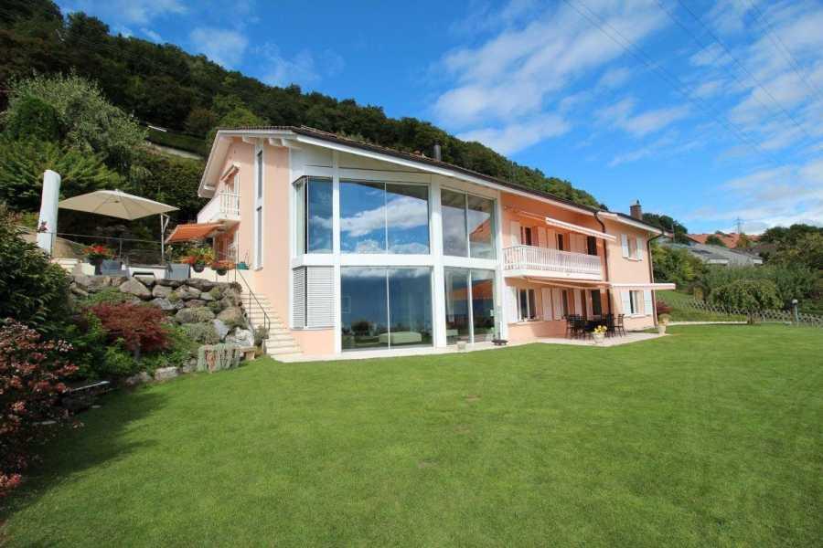 Grande villa individuelle avec vue panoramique picture 13