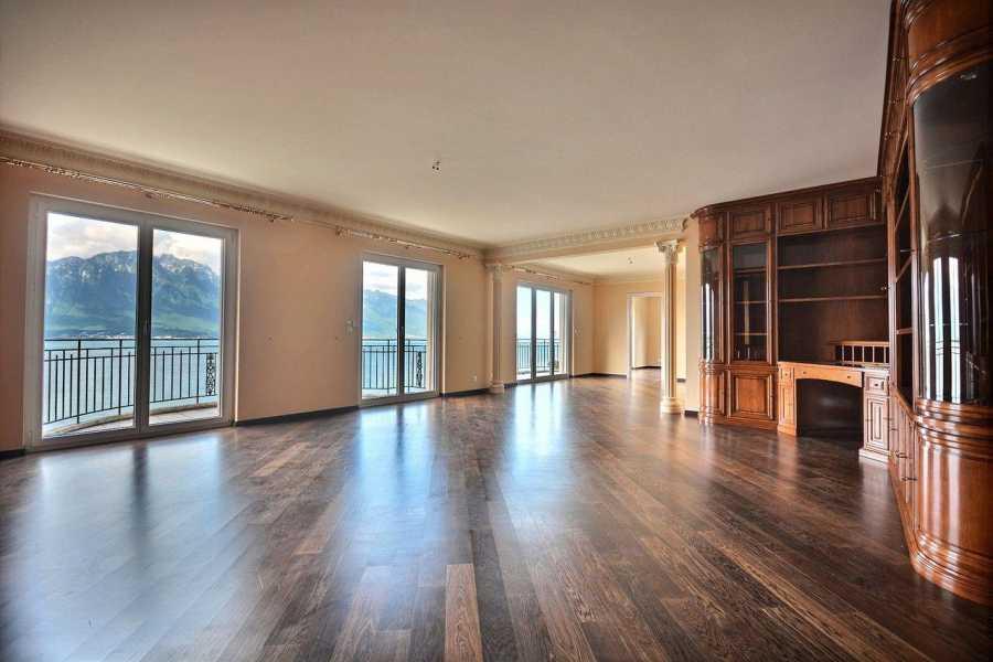 Montreux  - Apartment 3 Bedrooms