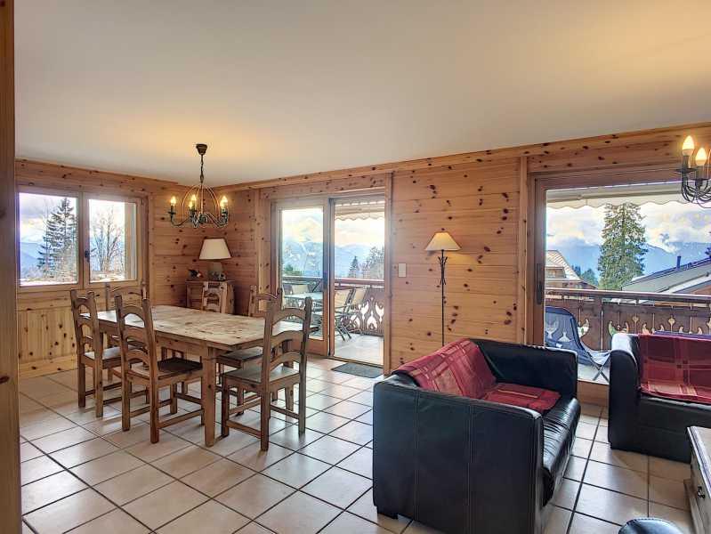 Villars-sur-Ollon  - Appartement 4.5 Pièces 3 Chambres
