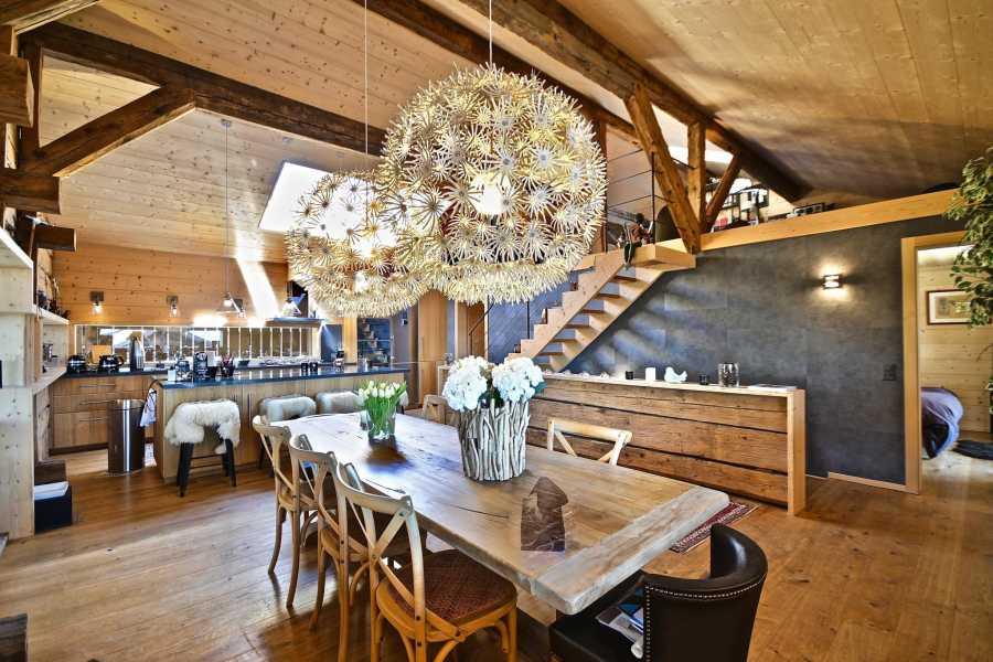 Villars-sur-Ollon  - Chalet 3 Bedrooms