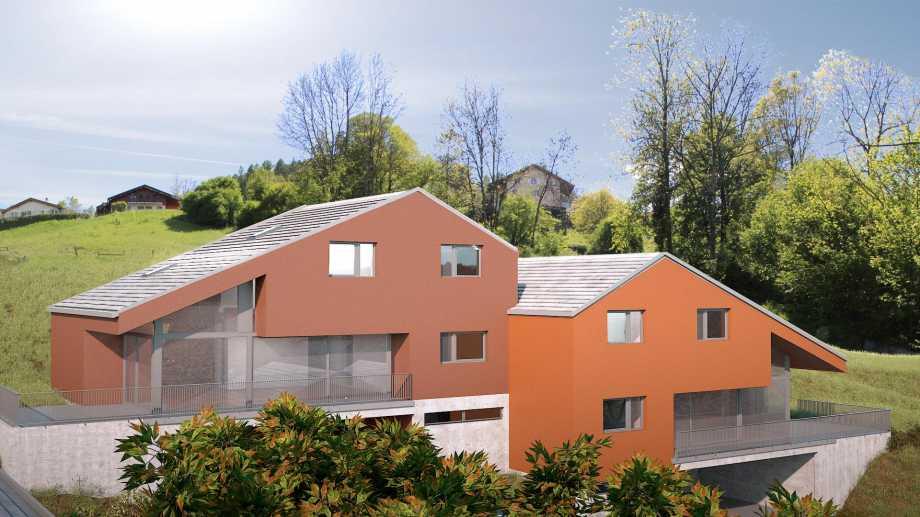 Monthey  - Maison, Villa, chalet 5.5 Pièces 4 Chambres