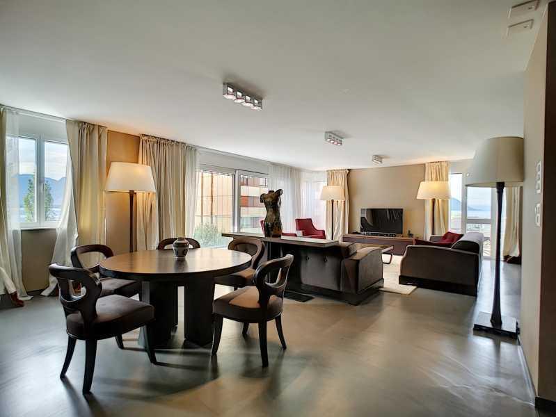 Montreux  - Appartement 4.5 Pièces 3 Chambres
