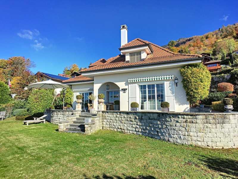 Belle maison de 6.5 pièces avec vue panoramique sur le lac picture 13