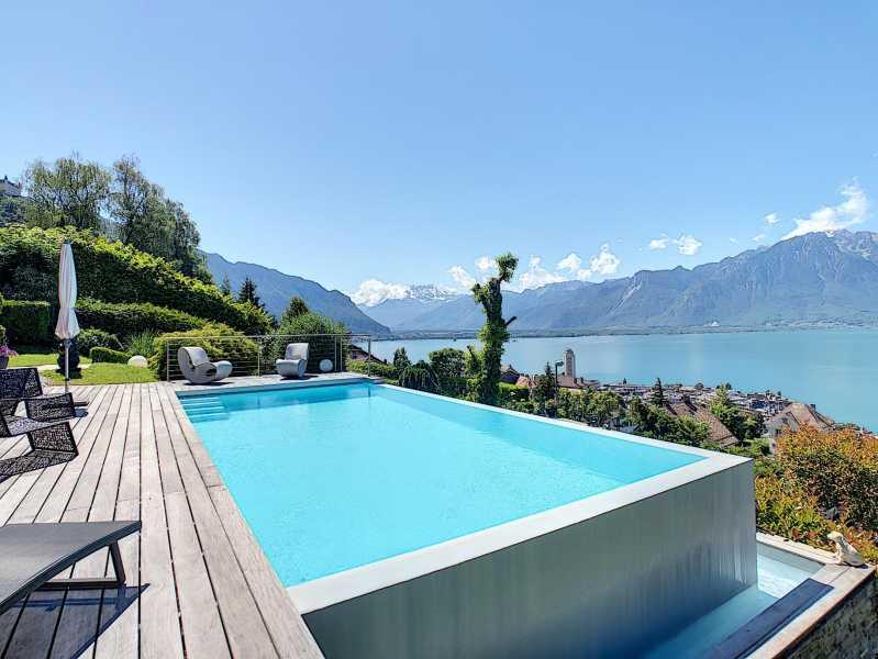 Montreux  - Maison 4.5 Pièces 3 Chambres