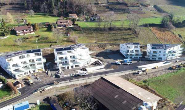 Appartement Ollon  -  ref Lot211-TerrassesChablais (picture 3)
