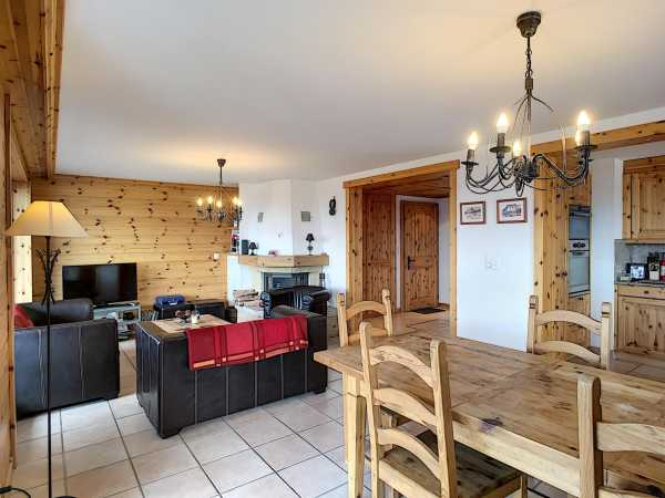 APPARTEMENT Villars-sur-Ollon - Ref BA-115718