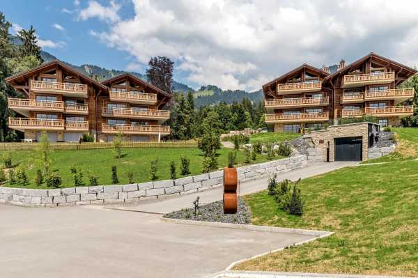 Apartment Villars-sur-Ollon - Ref BA-116839-Lot11