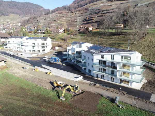 Appartement Ollon  -  ref Lot113-TerrassesChablais (picture 1)