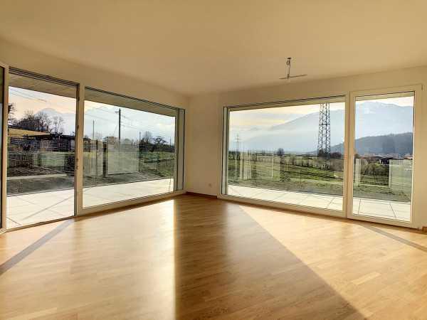 Appartement Ollon  -  ref Lot413-TerrassesChablais (picture 1)