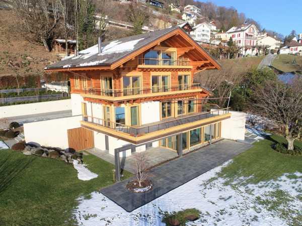Maison Le Mont-Pèlerin  -  ref BA-118572 (picture 2)