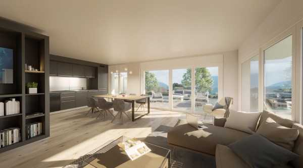 Appartement Ollon  -  ref Lot402-TerrassesChablais (picture 2)