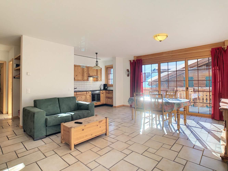 Les Crosets  - Appartement 2.5 Pièces, 1 Chambre - picture 2