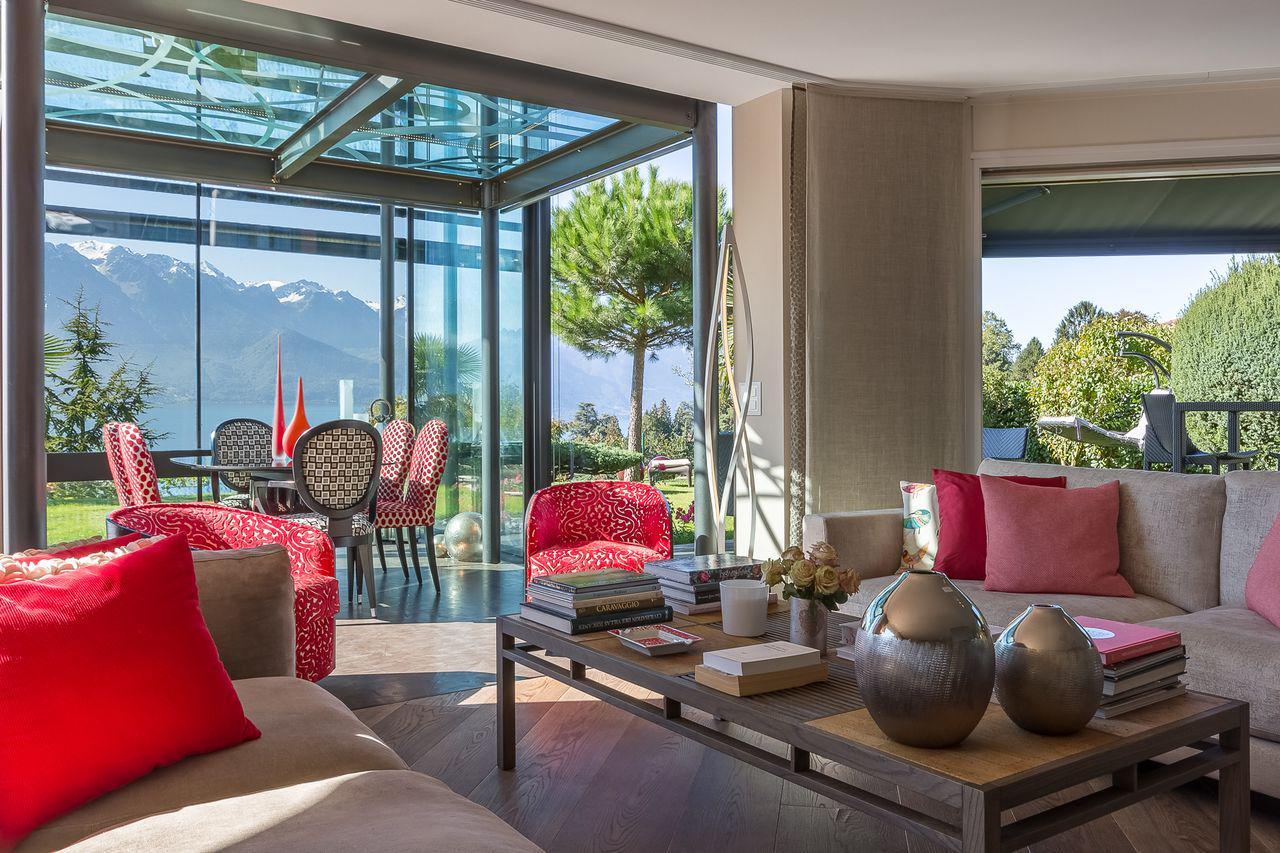 Montreux  - Maison 6.5 Pièces 4 Chambres - picture 5