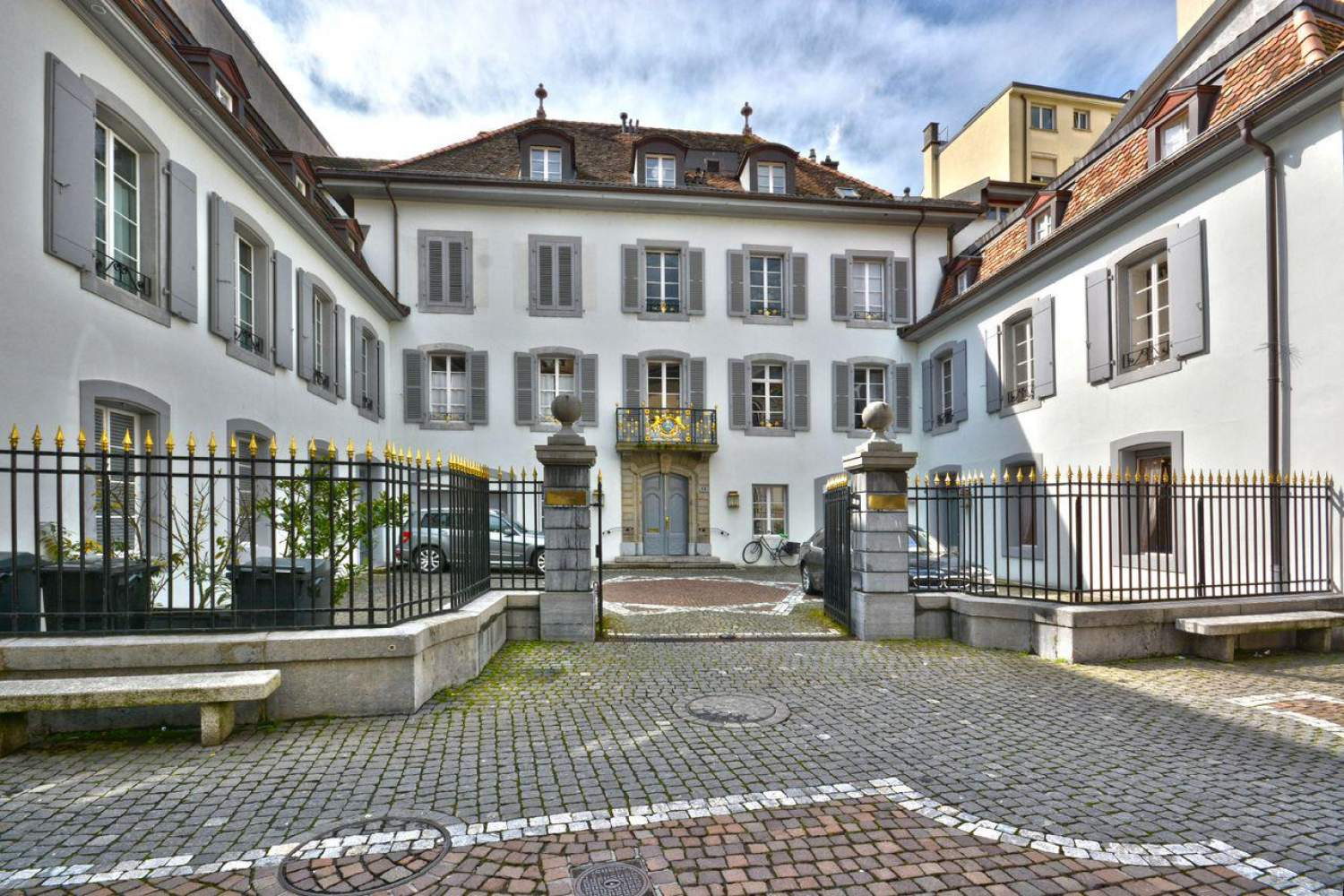 Vevey  - Apartment 4 Bedrooms - picture 1