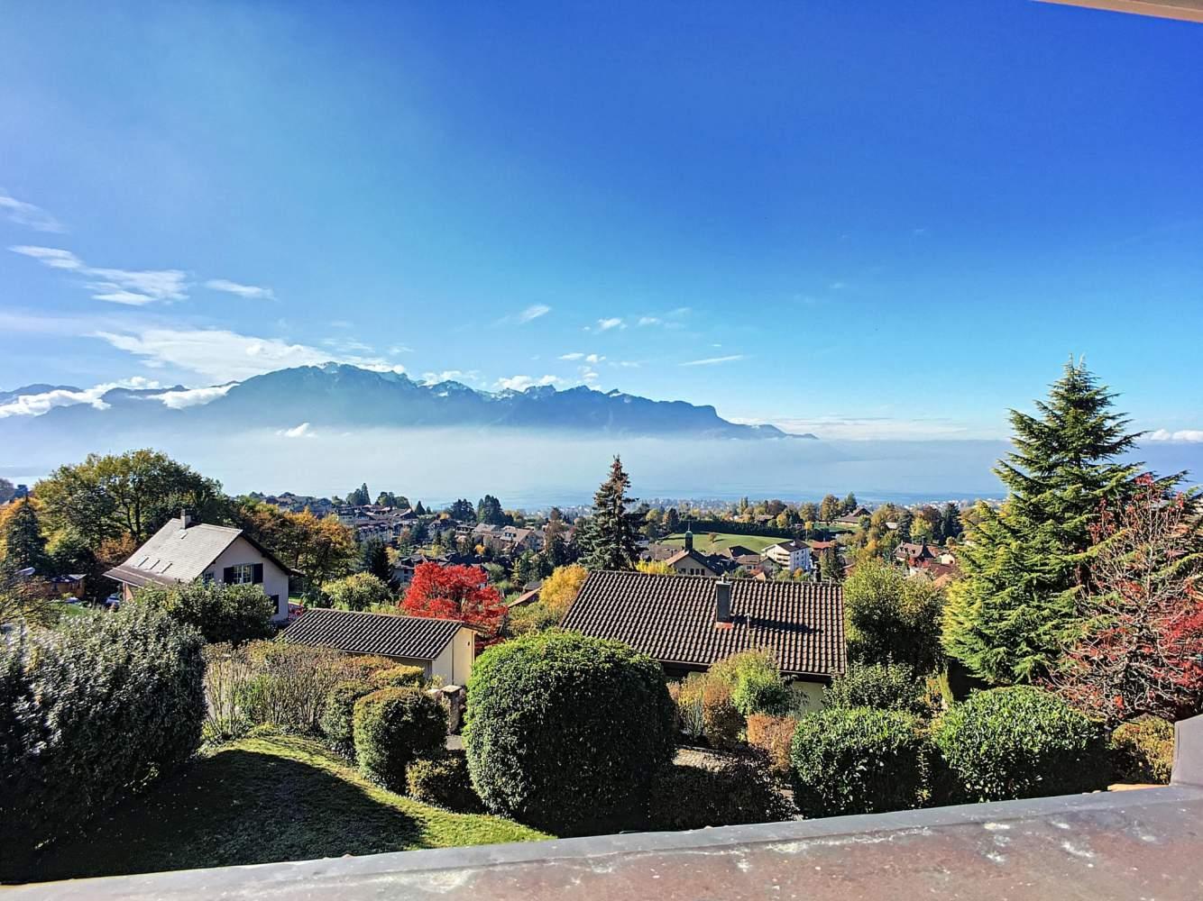 Belle maison de 6.5 pièces avec vue panoramique sur le lac picture 1