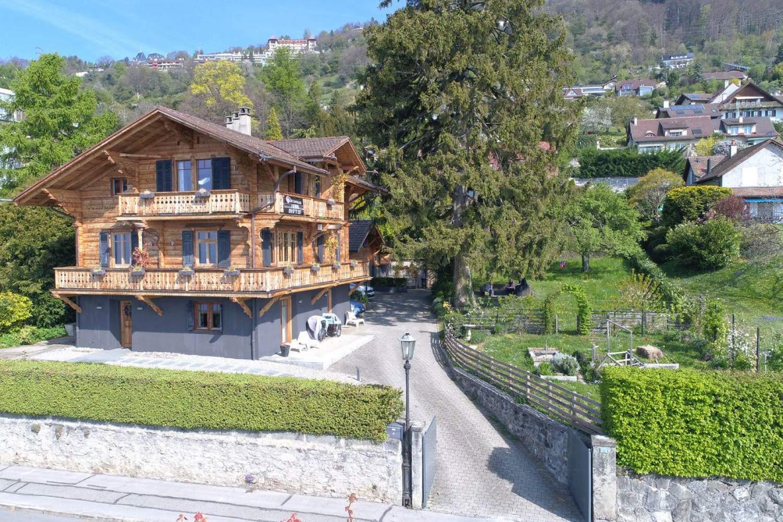 Chardonne  - Maison 11.5 Pièces 9 Chambres - picture 1