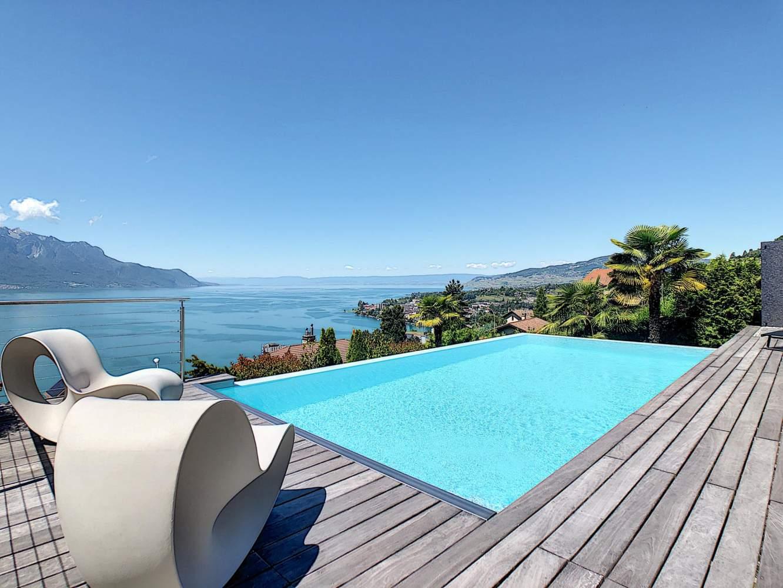 Montreux  - Maison 4.5 Pièces 3 Chambres - picture 3