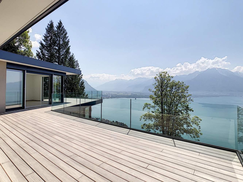 Montreux  - Appartement 5.5 Pièces 4 Chambres - picture 1