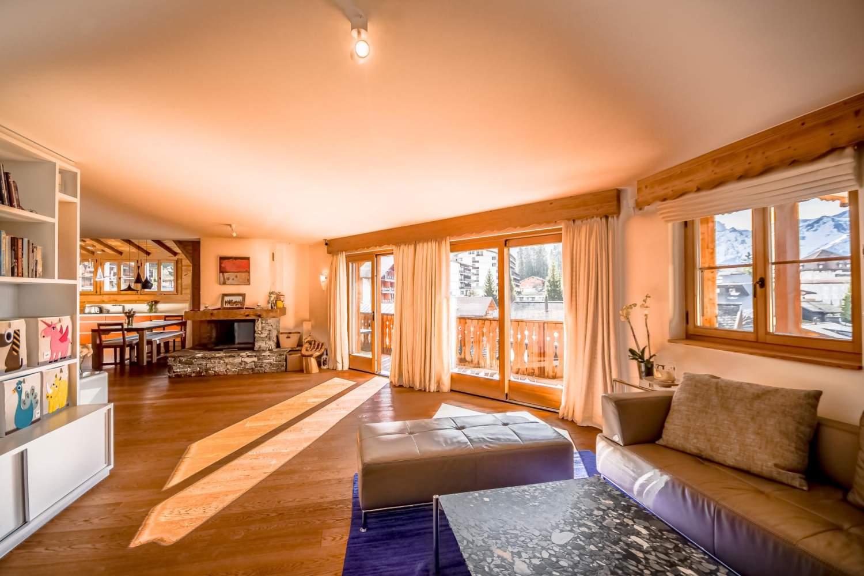 Villars-sur-Ollon  - Appartement 5.5 Pièces 4 Chambres - picture 10