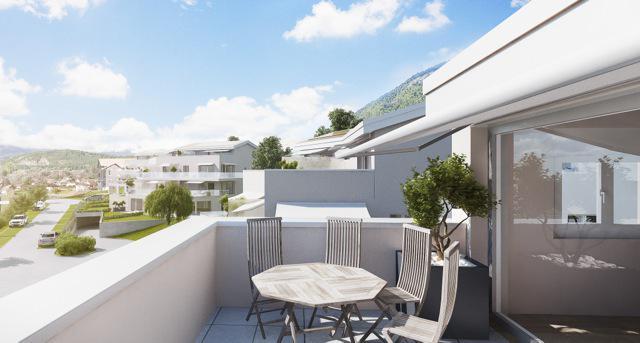 Ollon  - Appartement 3.5 Pièces 2 Chambres - picture 5