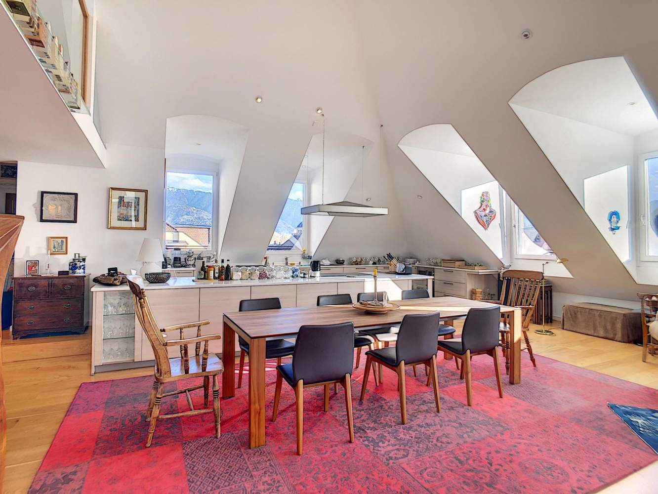 Vevey  - Attic 3 Bedrooms - picture 4
