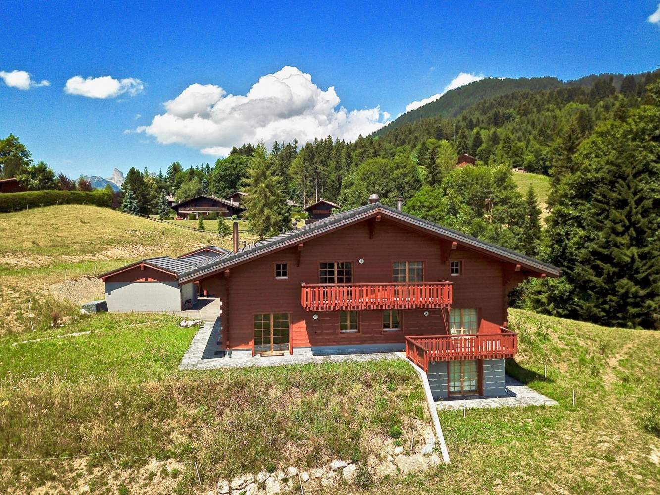 Villars-sur-Ollon  - Chalet 5 Bedrooms - picture 12