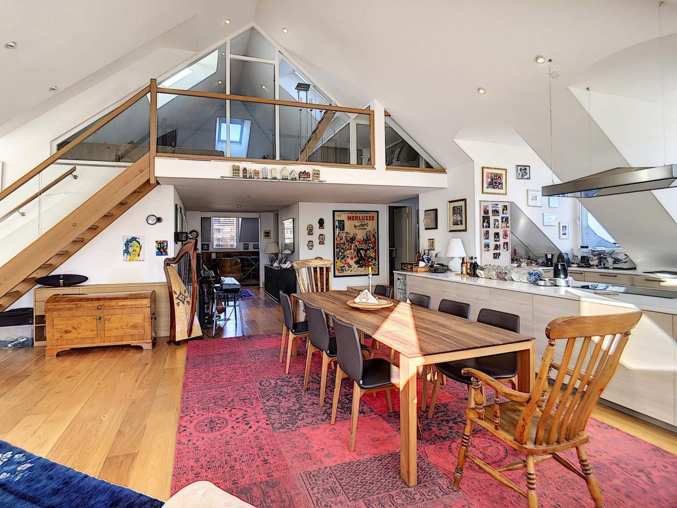 Vevey  - Attic 3 Bedrooms - picture 1