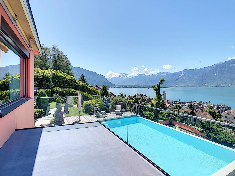 Montreux  - Maison 4.5 Pièces 3 Chambres - picture 8