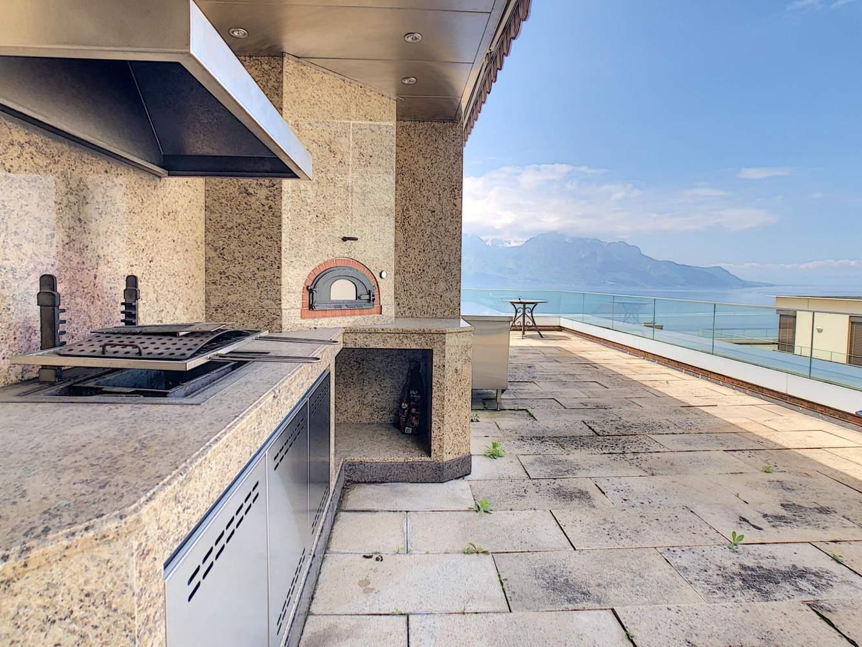 Montreux  - Attique 6.5 Pièces 3 Chambres - picture 5