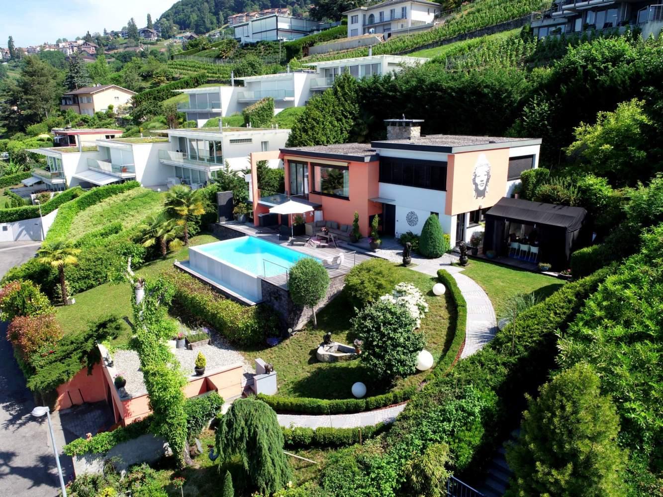Montreux  - Maison 4.5 Pièces 3 Chambres - picture 1
