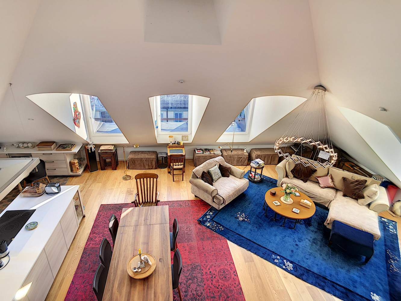 Vevey  - Attic 3 Bedrooms - picture 7