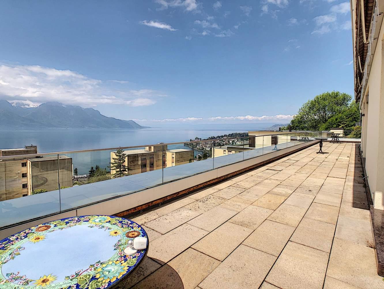 Montreux  - Attique 6.5 Pièces 3 Chambres - picture 1