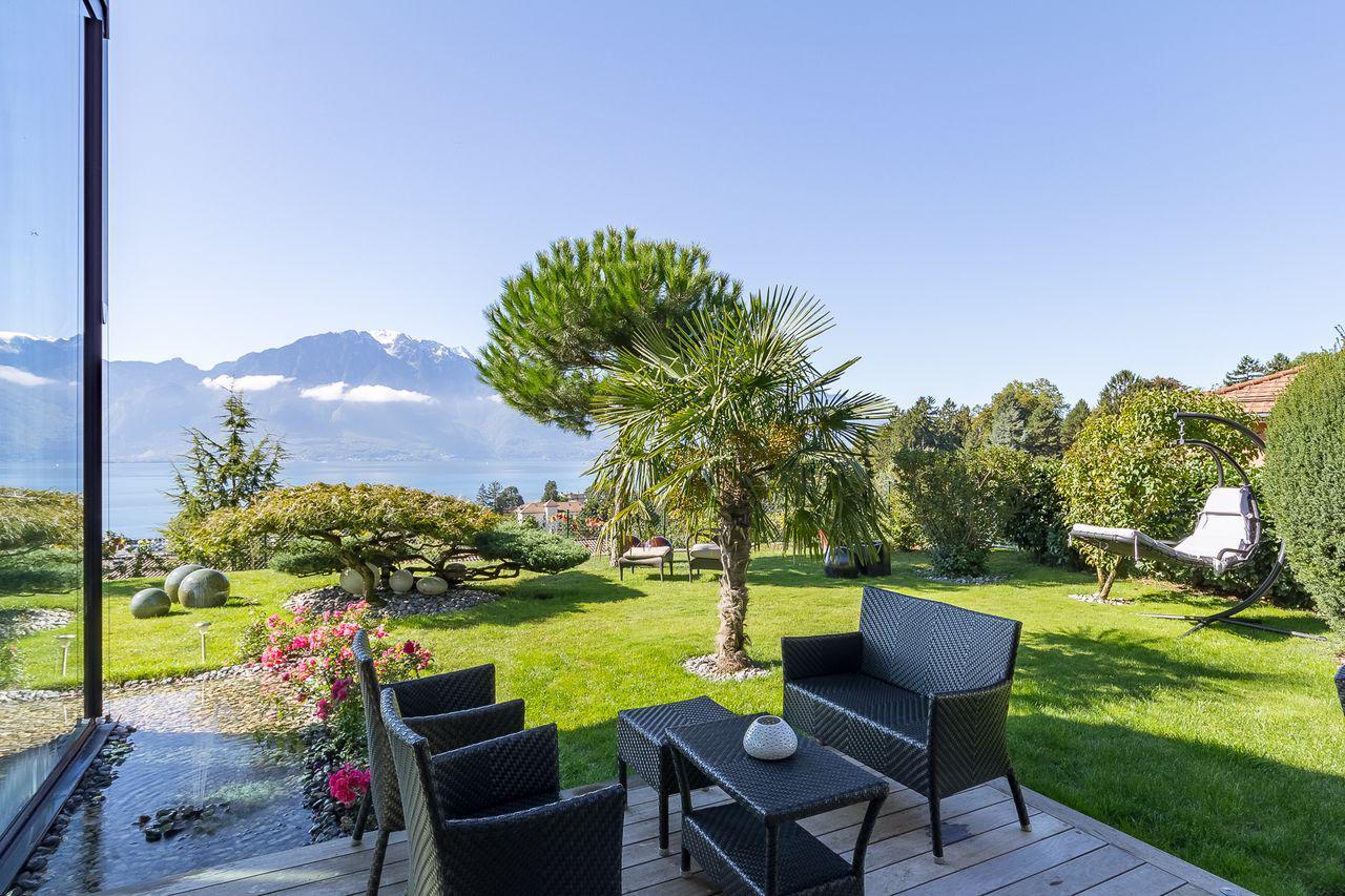 Montreux  - Maison 6.5 Pièces 4 Chambres - picture 3