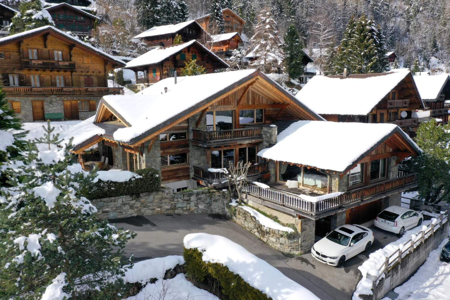 Champéry  - House 7 Bedrooms - picture 1